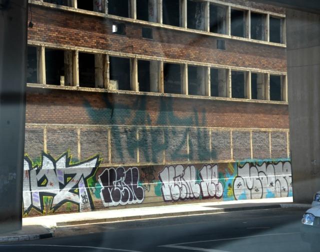 Johannesburg - graff blackboard