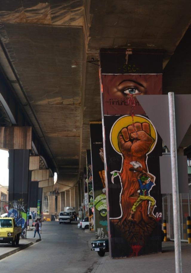Johannesburg - graff gallery