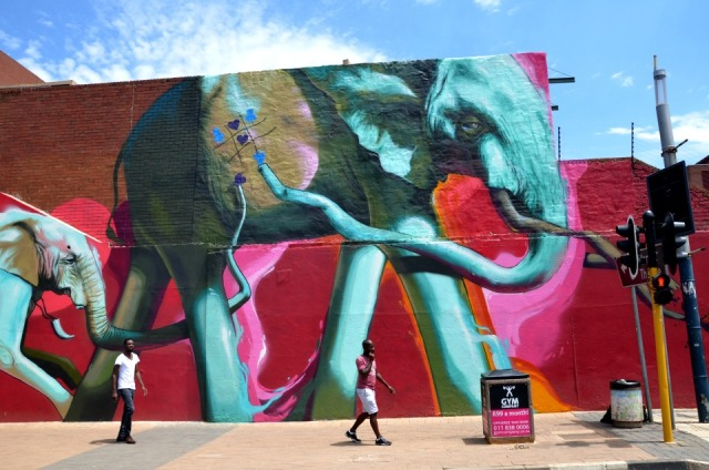 Johannesburg - oliphant j graff