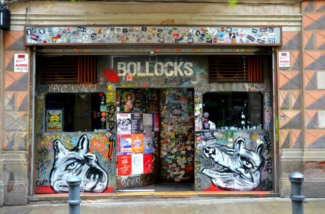 Barcelona bollocks