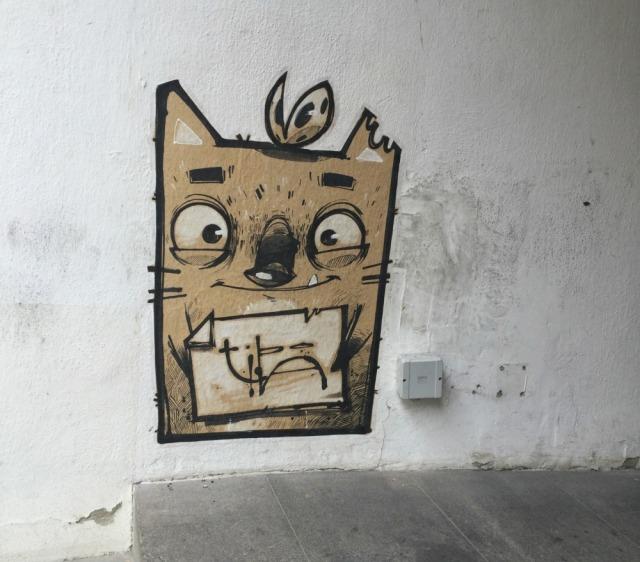 G  - Regensburg face