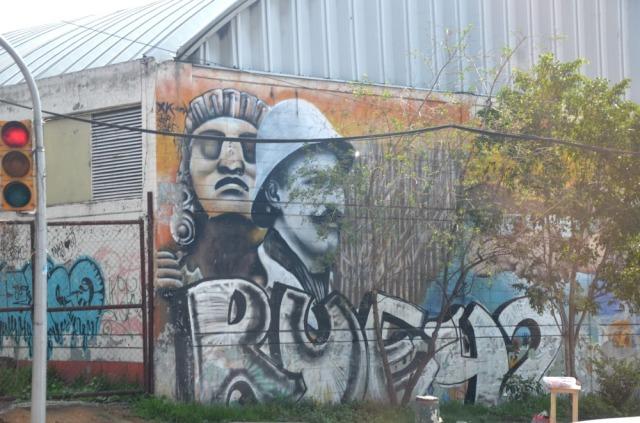 MC street art