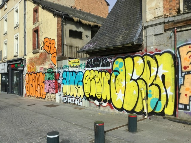 France - Rennes bold-colours