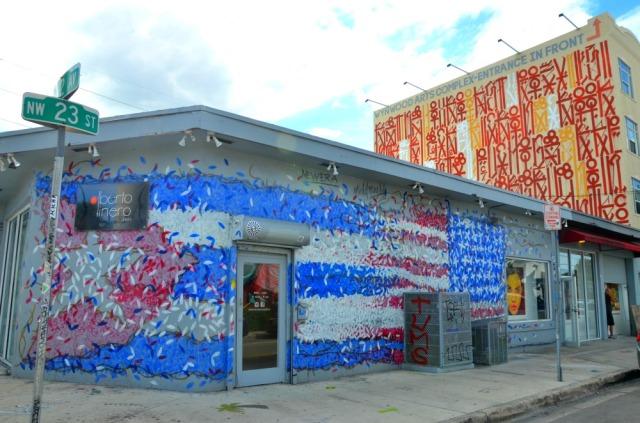 Miami - graff colours