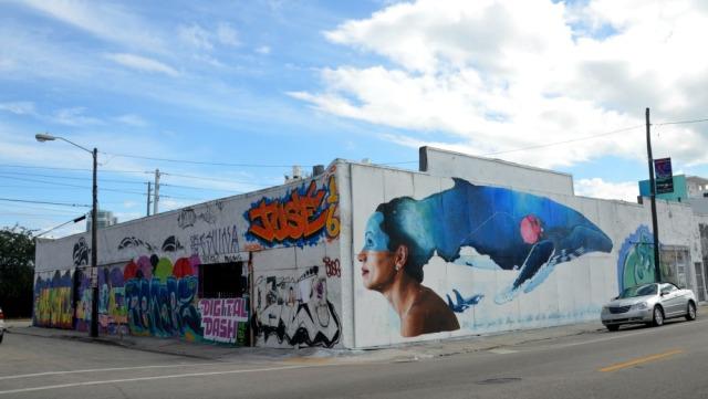 Miami - Wynwood whale