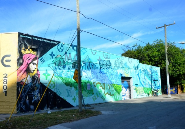 Miami - Wynwood queen