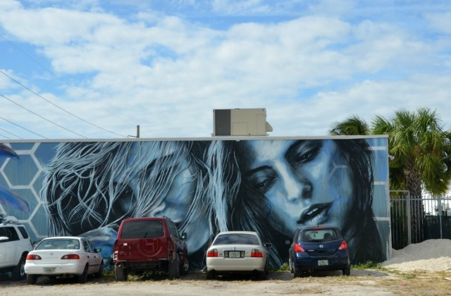 Miami - blue graff ladies
