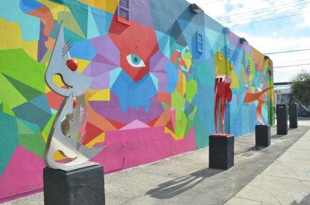 Miami - bright colours
