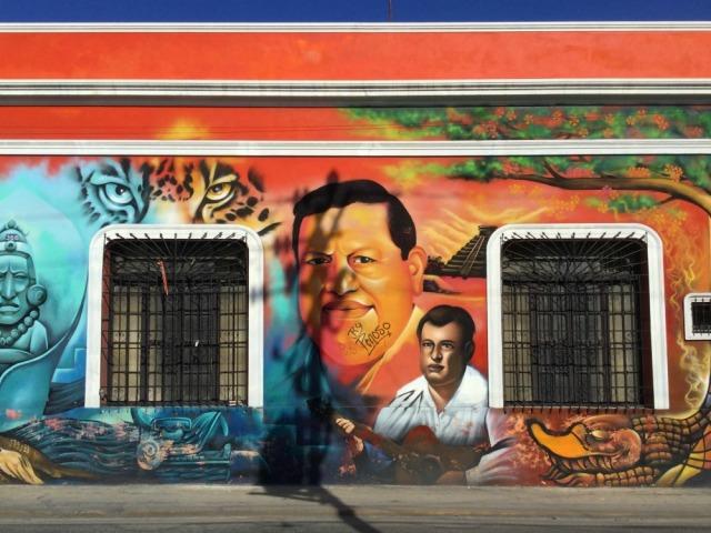 Merida mural