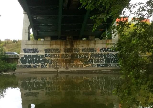 DV graffiti