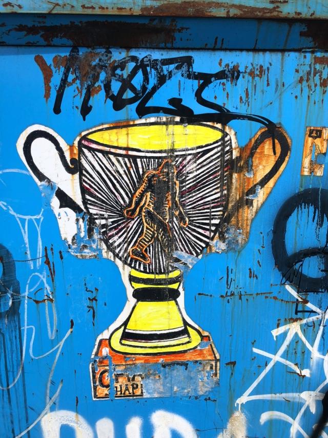 Sasquatch trophy