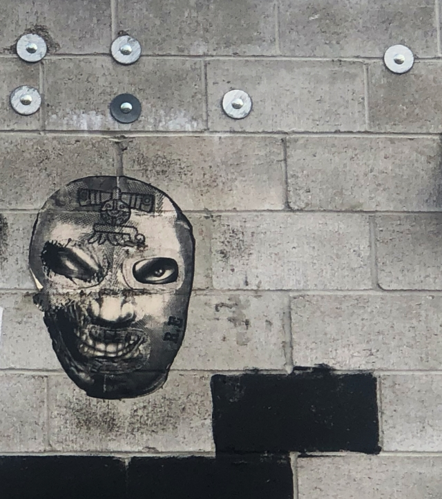 alley mask