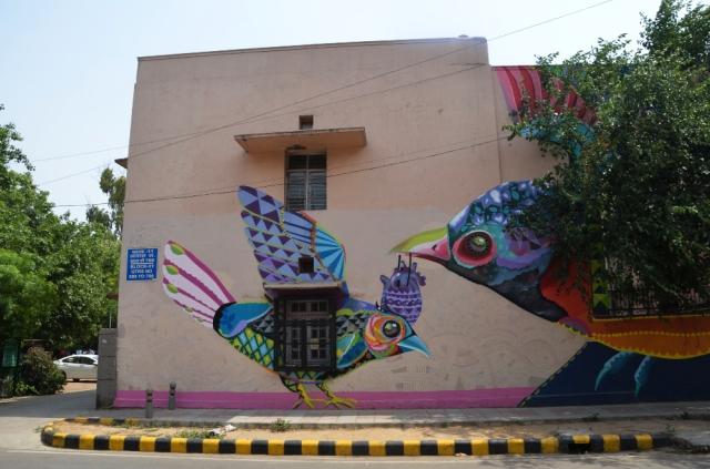 Lodhi birds